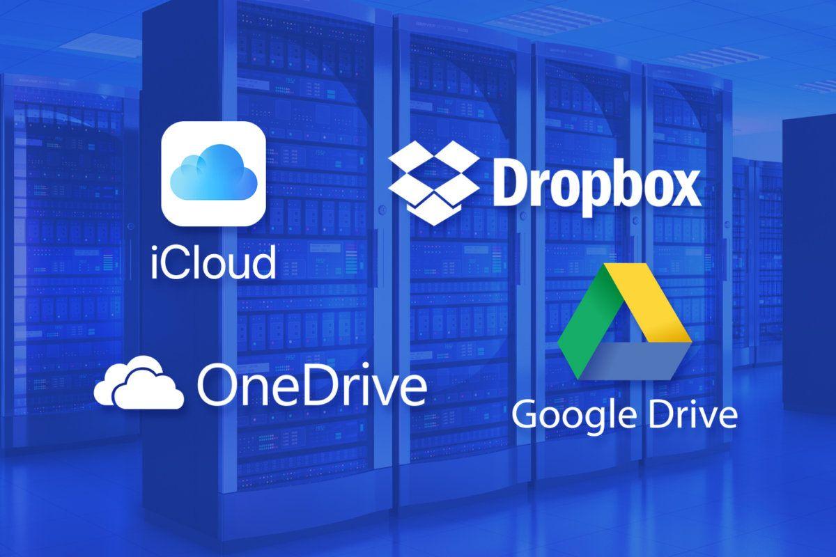 L'inefficacité du chiffrement proposé par les services de stockage cloud