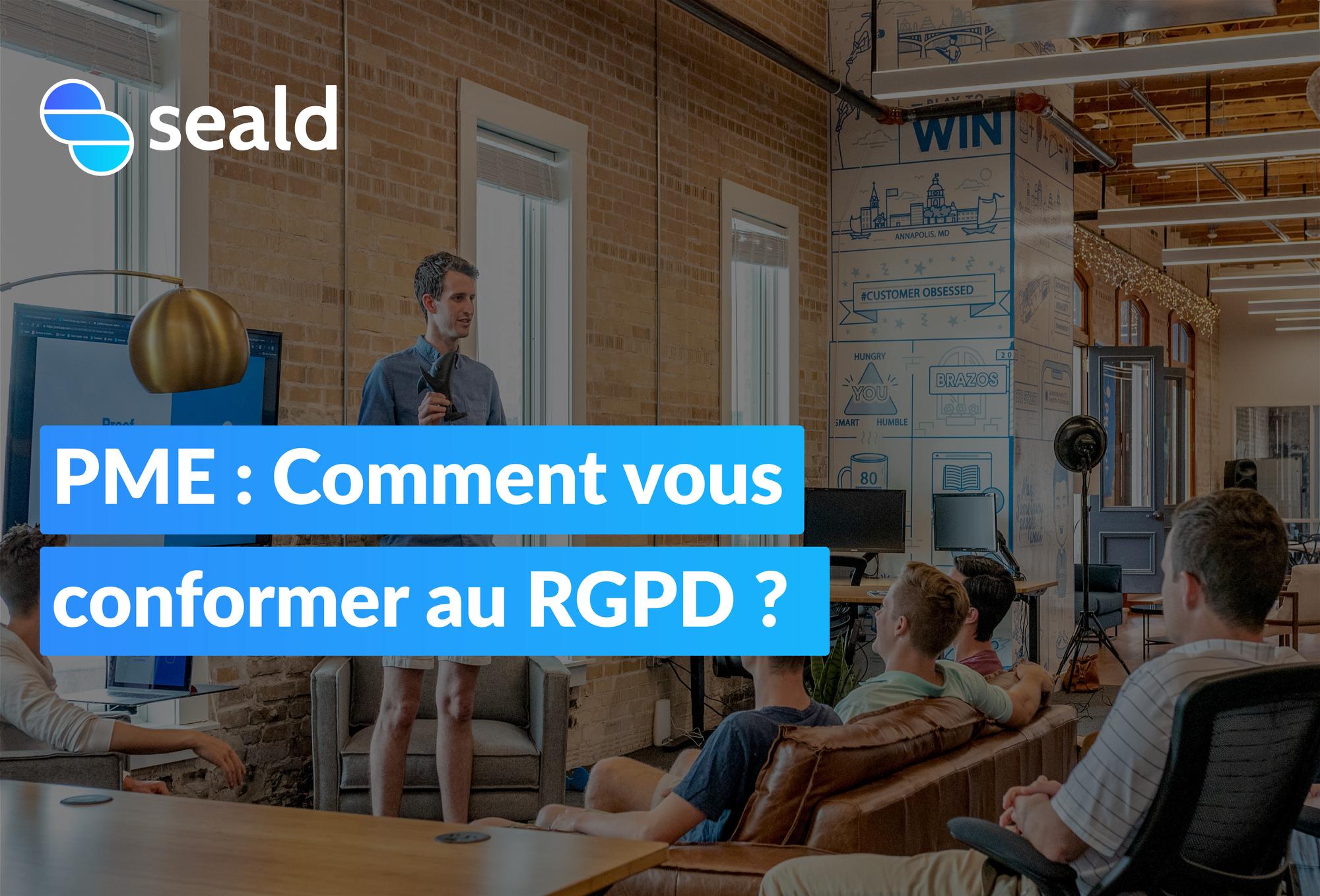 RGPD et PME : comment vous mettre en conformité ?