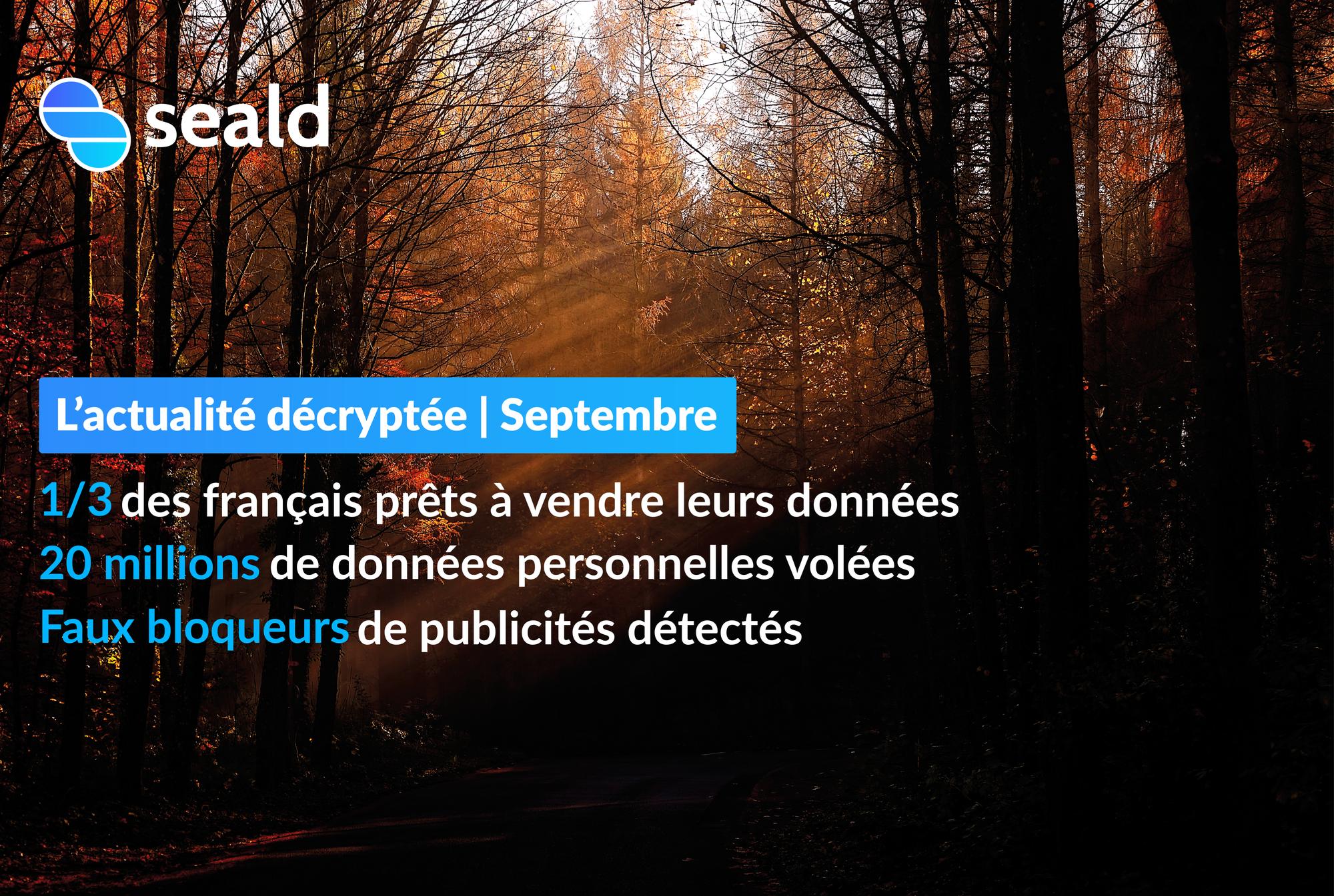 L'actualité décryptée | Septembre