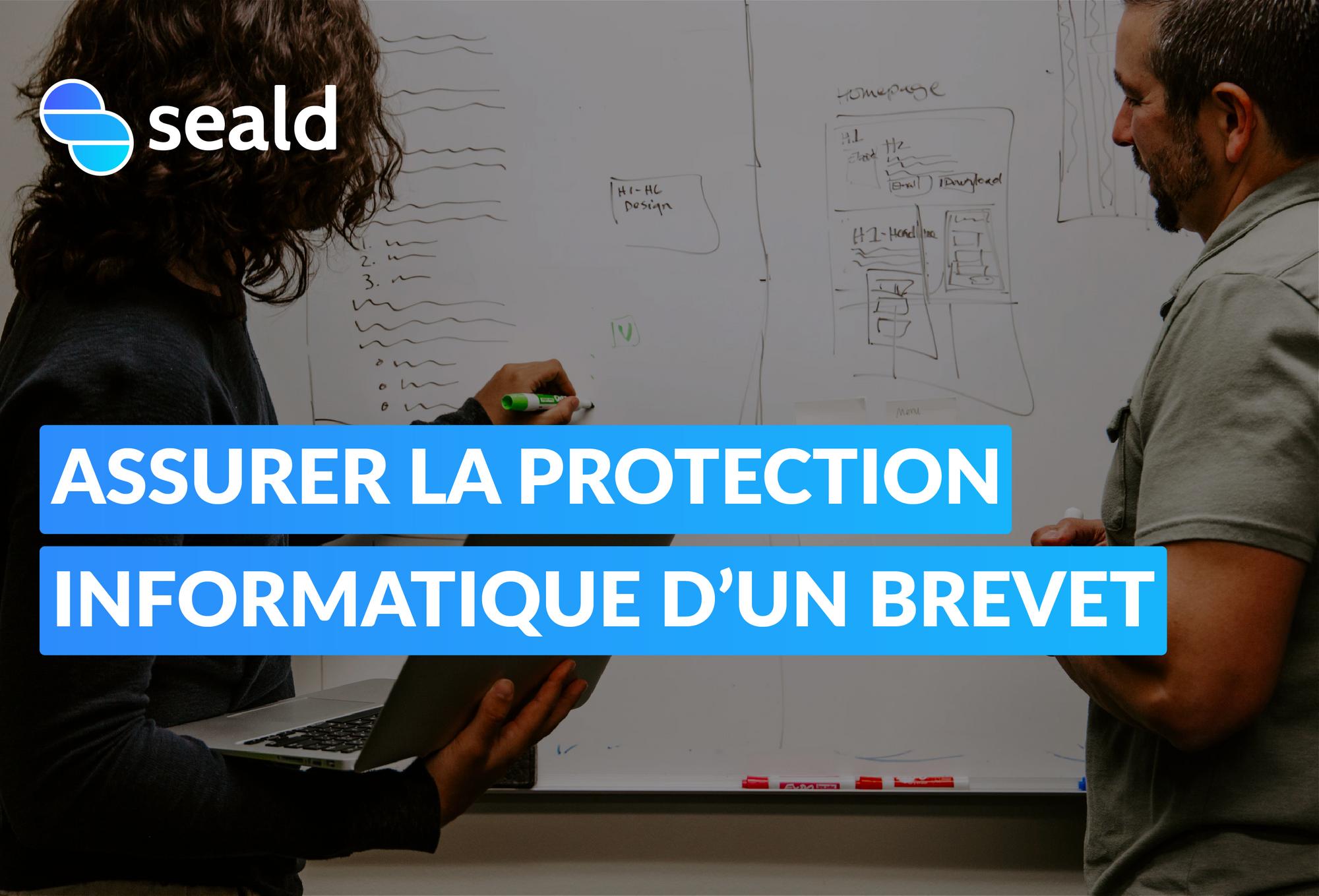 Comment assurer la protection informatique d'un brevet ?