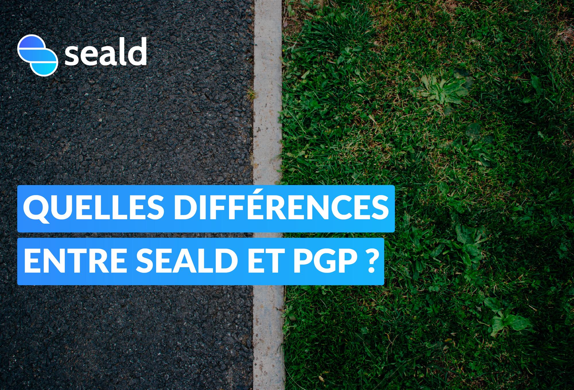 PGP : définition et ses différences avec Seald