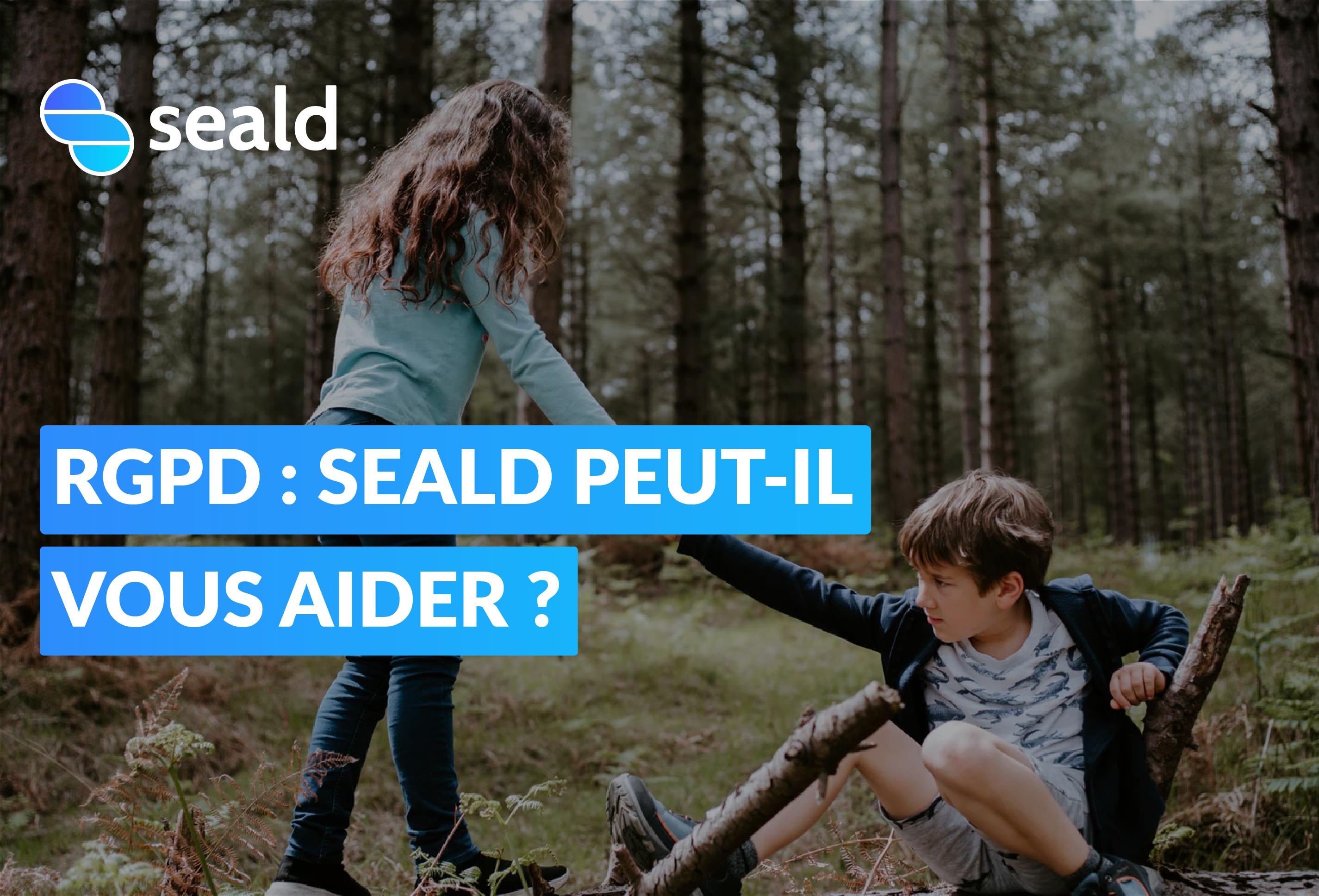 Un logiciel comme Seald peut-il vous aider pour le RGPD ?