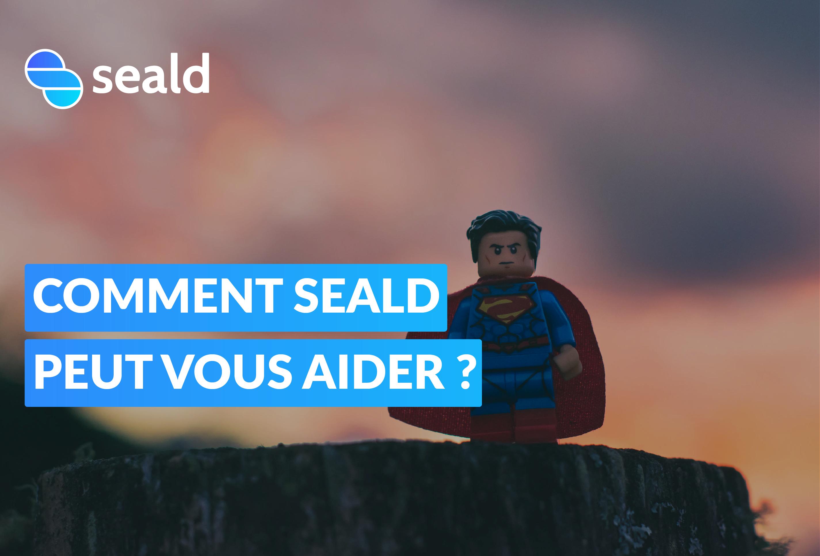 Comment un logiciel de sécurité comme Seald peut vous aider ?